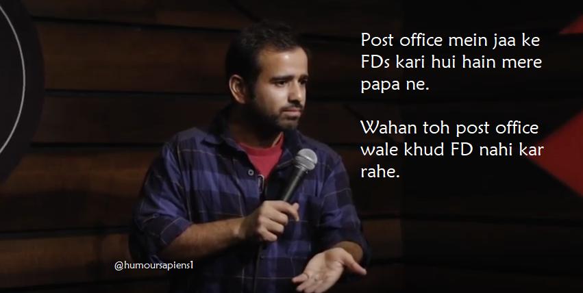 Gaurav Kapoor: Humour Sapiens