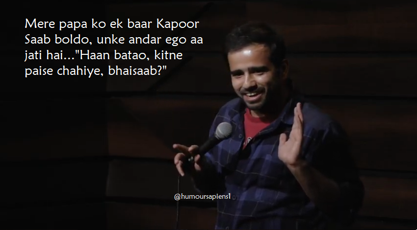Know Your Comic: Gaurav Kapoor