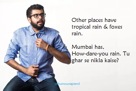 Monsoon Special Stand-up Comedy