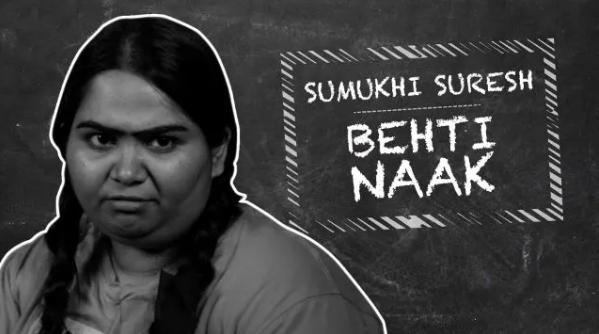 All shades funny: Sumukhi Suresh