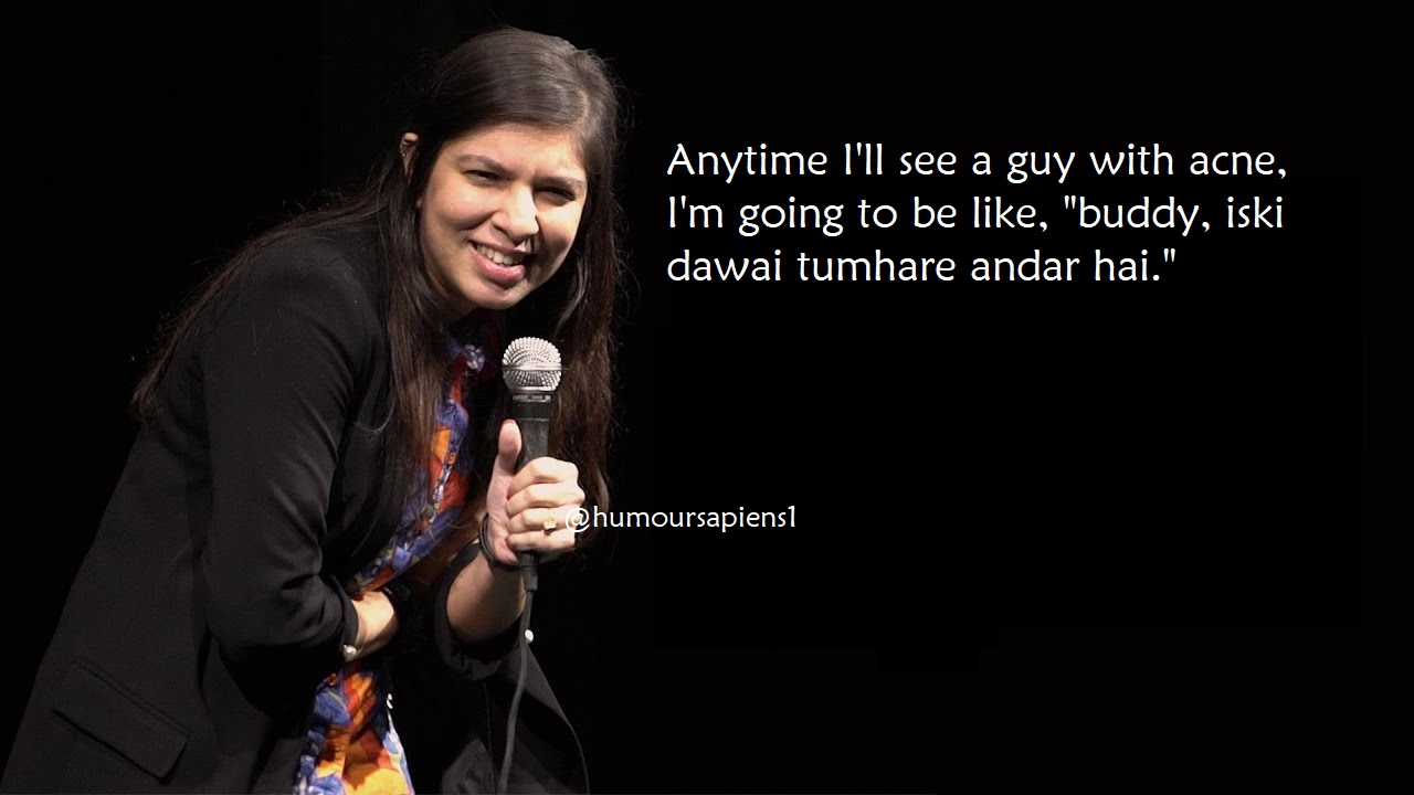 Know Your Comic Punya Arora: Comedian & a Spreader of Happiness