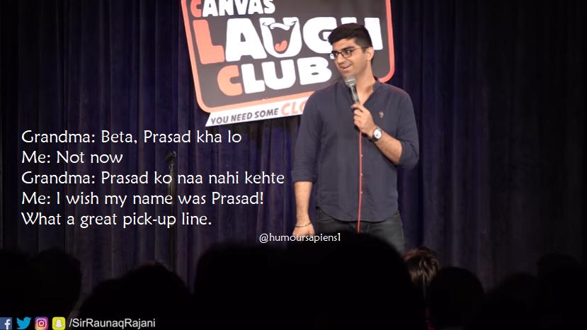 Raunaq Rajani: Humour Sapiens