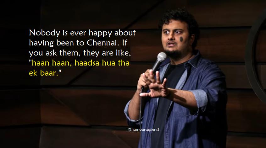 Aditya Sridhar: Humour Sapiens