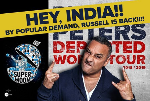 Russell Peters: Humour Sapiens