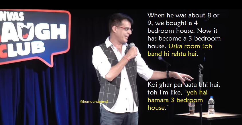 Anshu Mor: Humour Sapiens