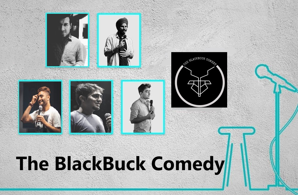 Tête-à-Tête with The Blackbuck Comedy