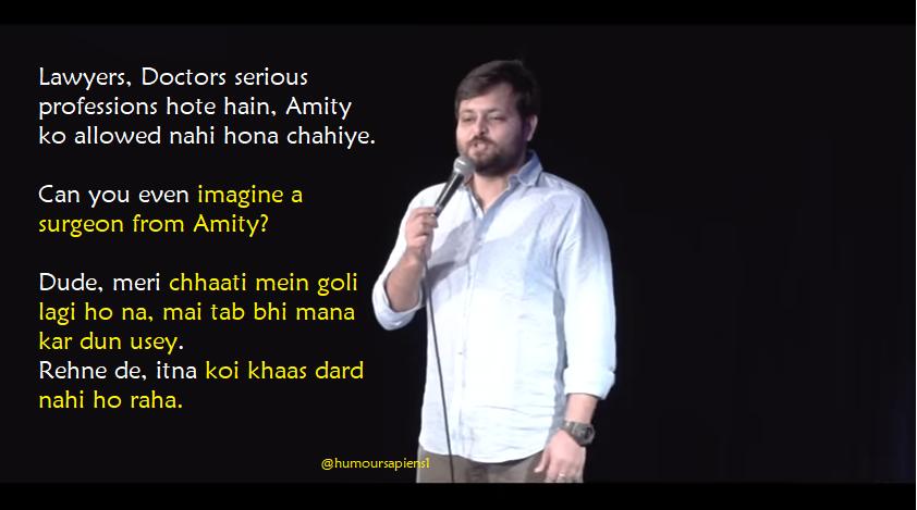 Devesh Dixit: Humour Sapiens