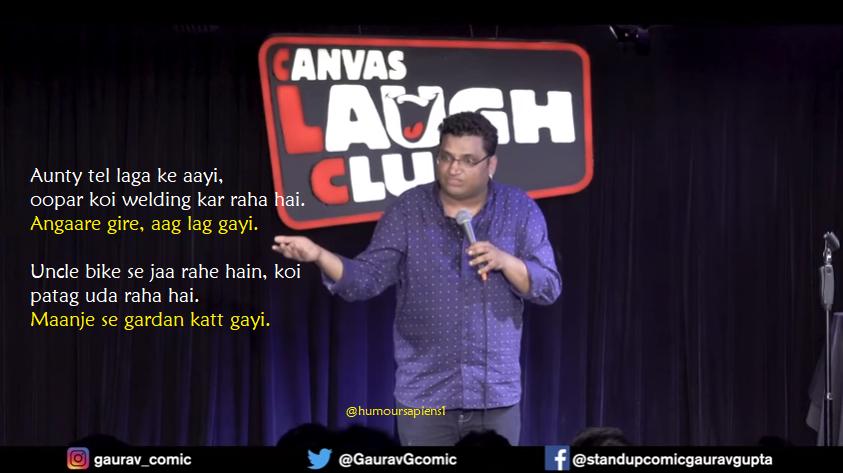 Gaurav Gupta: Humour Sapiens