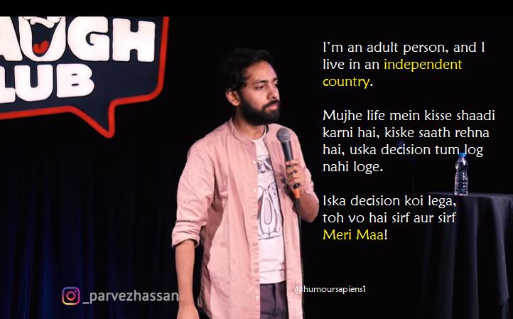 Parvez Hassan: Humour Sapiens