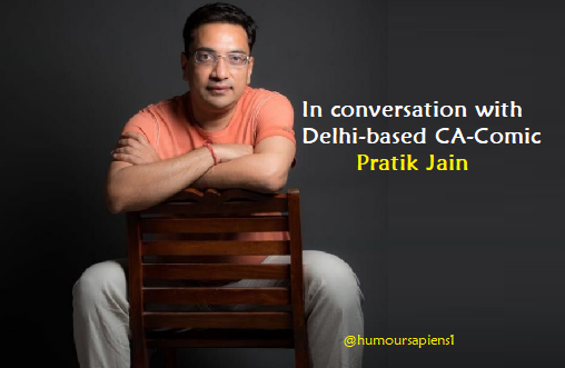 Pratik Jain: Humour Sapiens