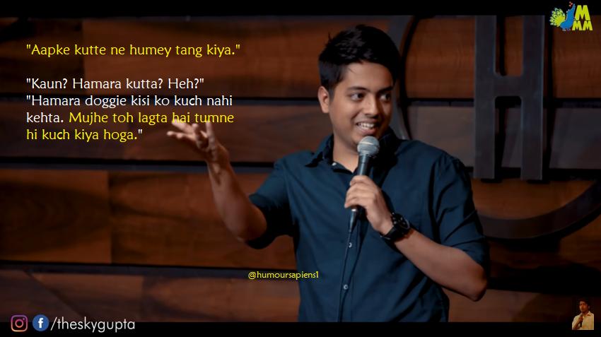 Aakash Gupta: Humour Sapiens