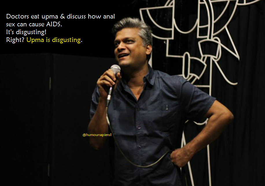 Suman Kumar – novelist, screen writer, stand-up comic & more