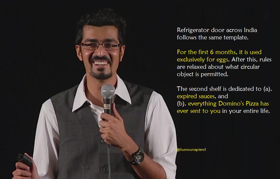 Azeem Banattwala: Humour Sapiens