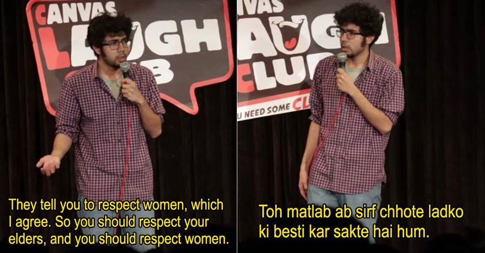 Abhishek Upmanyu: Humour Sapiens
