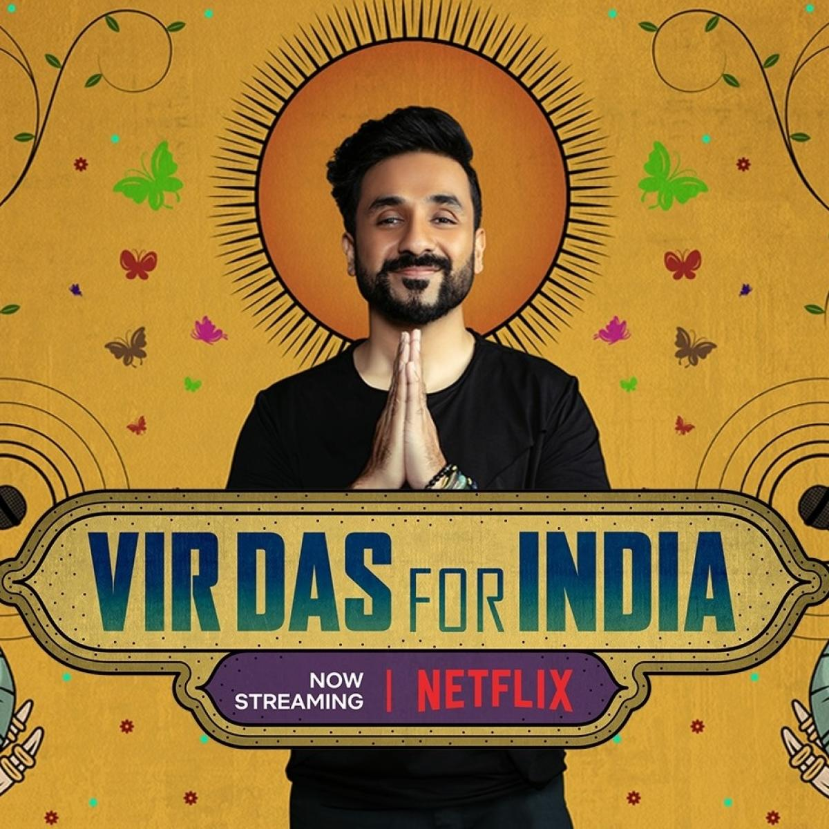 Vir Das for India: Humour Sapiens