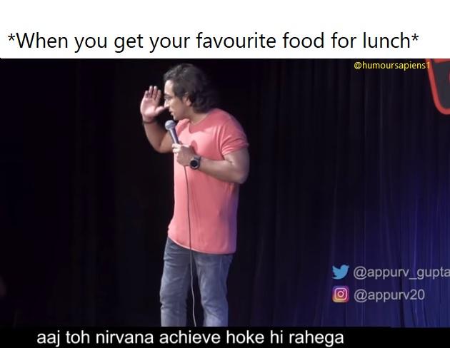 Apprurv Gupta: Gupta Ji: Humour Sapiens meme