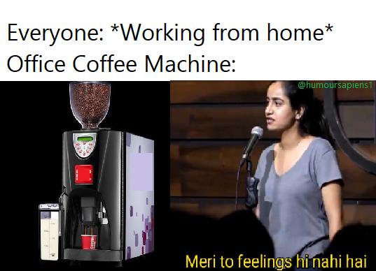 Coffee: Humour Sapiens meme