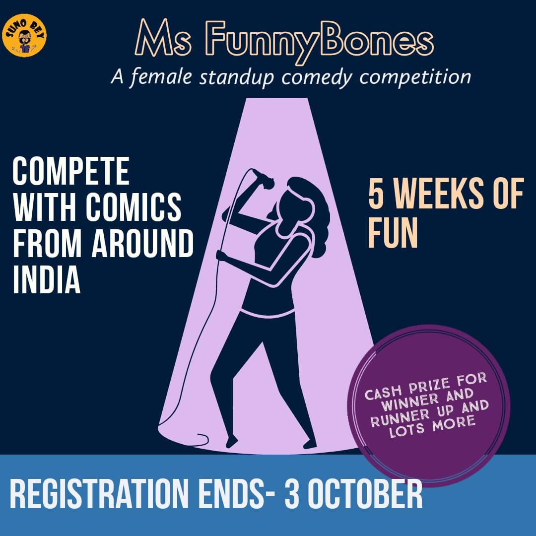 Ms Funny Bones: Humour Sapiens